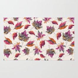 Maple Pattern Rug