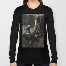 Fibromyalgia: Fatigue Long Sleeve T-shirt