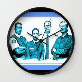 Wentworth Screws Wall Clock
