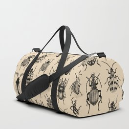 Old-fashioned Bugs Duffle Bag