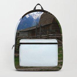 Mormon Row Iconic Barn Backpack