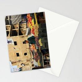 Fruit Vendor; Tripoli, Lebanon. Stationery Cards