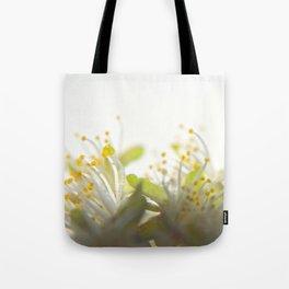 Abstract Filament Tote Bag