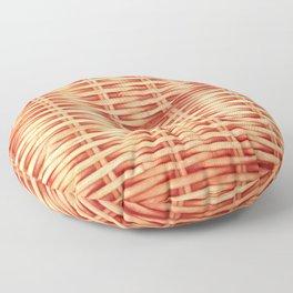 Woven Warm Floor Pillow