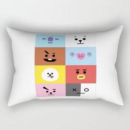 BT21 ALL-IN-ONE Rectangular Pillow