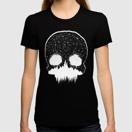 Mountains Skull T-shirt