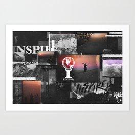 Inspired Media Concepts Art Print