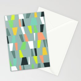 Modern Geometric 41 Stationery Cards
