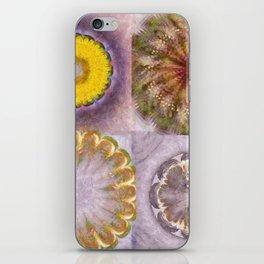 Paligorskite Being Flower  ID:16165-060146-91170 iPhone Skin