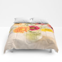 Summer Floral Comforters