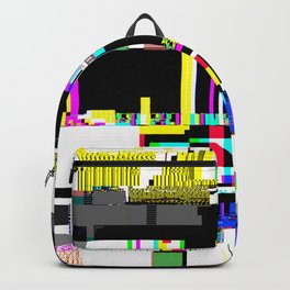 glitch Backpack