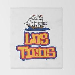 Costa Rica Los Ticos ~Group E~ Throw Blanket