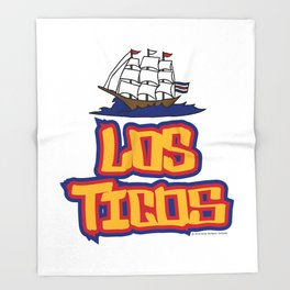 Costa Rica Los Ticos ~Group E~ Throw Blanket