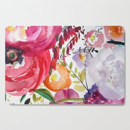 Bloom Cutting Board