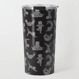 Sloth Yoga Travel Mug