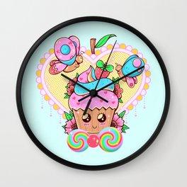 A Little Joy Wall Clock