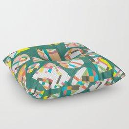 Schema 20 Floor Pillow