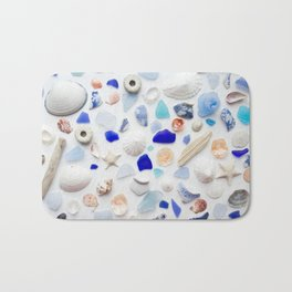 Beach Finds Bath Mat