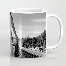 Swim Naked Coffee Mug