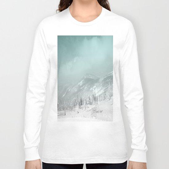 Blue mountains 2 Long Sleeve T-shirt