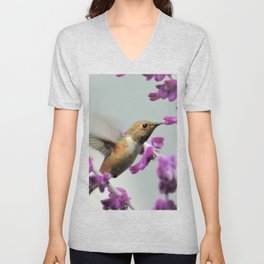 Slipping in for Another Sip Unisex V-Neck