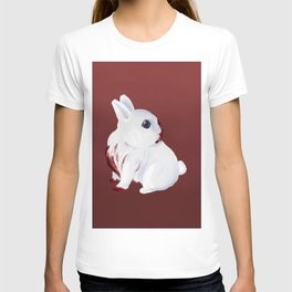 A Fearsome Monster - Monty Python, Cearbannog/Bunnicula T-shirt