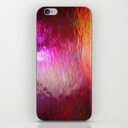 Color blends iPhone Skin
