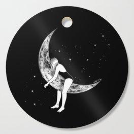 Moon Lover Cutting Board