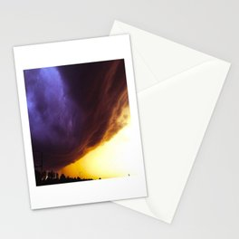 Mother Nature's Fury Stationery Cards