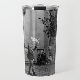 Barcelona Bubbles Travel Mug