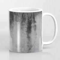 concrete Mugs featuring Concrete by Shamgar