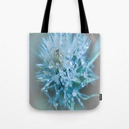 blue faery wand Tote Bag
