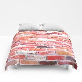 """""""Brick"""" Comforters"""