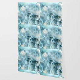 """""""Cotton clouds blue Heaven"""" Wallpaper"""