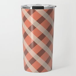 Sweet Apple Pie Pattern Travel Mug