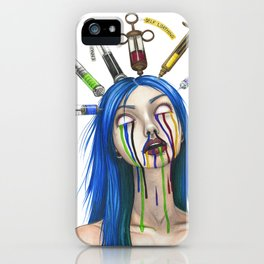 Chemical Imbalance iPhone Case