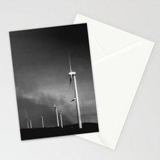 Campo de vientos Stationery Cards