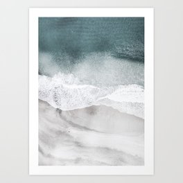 Coast 3 Art Print