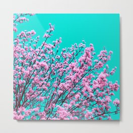spring tree XIX Metal Print