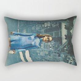 Amy White House Rectangular Pillow