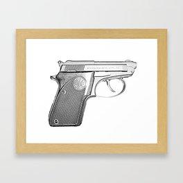 Beretta Framed Art Print