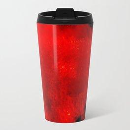 Red Coral Travel Mug