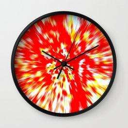 Splash 028 Wall Clock