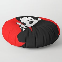 Liza Minnelli - Pop Art Floor Pillow