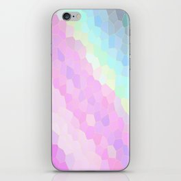 Pastel Illusions iPhone Skin