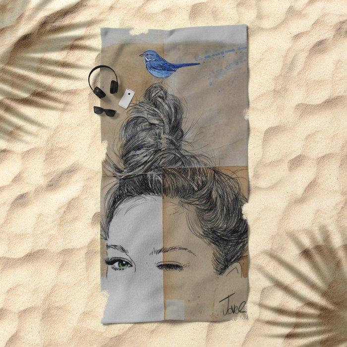 WINK Beach Towel