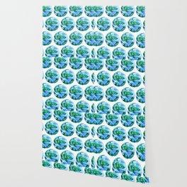 Earth Drawing Wallpaper