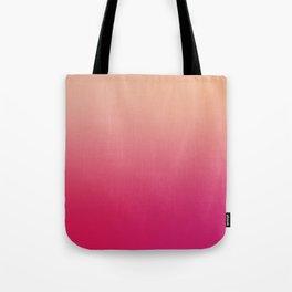 GENTLE SOUL - Minimal Plain Soft Mood Color Blend Prints Tote Bag