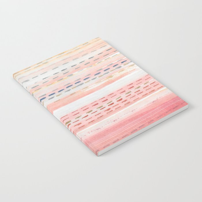 Sunset Stitch Notebook