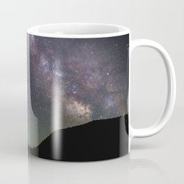 Summer Stars at Lost Lake - Nature Photography Coffee Mug
